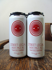Street Legal IPA (knightbefore_99) Tags: ipa india pale ale beer cerveza pivo tasty hops malt can twinsails bc canada west coast strong street legal
