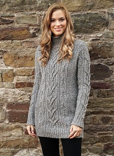Blarney turtleneck wool design