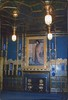 The Peacock Room - From the Freer Mansion -  Detroit Michigan -  Washington DC -  Freer Gallery (Onasill ~ Bill Badzo) Tags: a painting by james mcneil whistle called la princesse du pays de porcelaine or the princess from land porecelain occupied space above fire place whistler was hired make minor alterations adore wainscoting border cornice detroit mi michigan washington dc freer mansion house art gallery museum oneil painter artist peacock room historic nrhp architecture onasill smithsonian photo