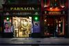 Alternative Medicine (Dave_Davies) Tags: barcelona catalonia spain españa street pharmacy pub bar irish candid guinness