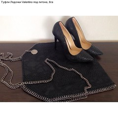 Туфли Лодочки Valentino под питона (azzafazzara) Tags: туфли обувь 36 38