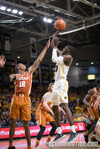 VCU vs. Texas