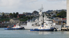HMAS Stuart FFH 153 (~ydoc~) Tags: ran hmas stuart devonport australia tasmania navy warship frigate ffh