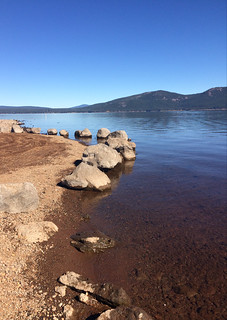 LAKE ALMANOR-CALIFORNIA
