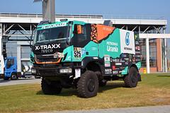 Iveco Trakker Evolution III 4x4 (Maurizio Boi) Tags: iveco trakker evolution fuoristrada offroad 4x4 awd 4wd camion autocarro truck lorry lkw italy