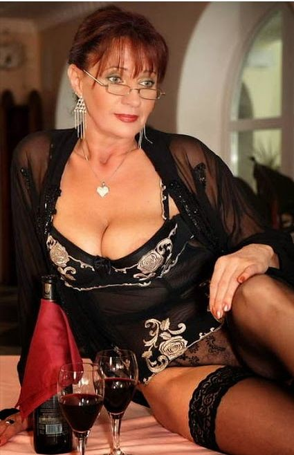 Mature with black cock