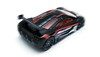 HotWheels - McLaren F1 (Leap Kye) Tags: hotwheels car toy vechile automobile 164 diecast vehicle mclaren f1 motorsport super concept racing black livery drag tune custom spoiler wing motion red stripe 1 number armedclown309 fastest luxury rich expensive rare limited million dollars