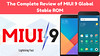 MIUI 9 Global Stable ROM with Android Nougat 7.0 Complete Review (Being Aash) Tags: mi india miui 9 review features global roms stable updates redmi note 4 whats new xiaomi
