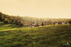 Dorfidylle (Schneeglöckchen-Photographie) Tags: dorf village natur sunset christes thüringen