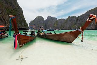 Maya bay Phi Phi island, Thailand
