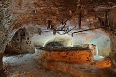 Broyeur (flallier) Tags: carrière souterraine craie chalk quarry broyeur blancdemeudon underground