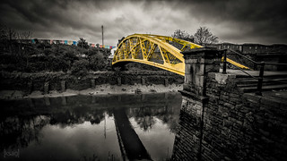 Banana Bridge, Bristol, UK