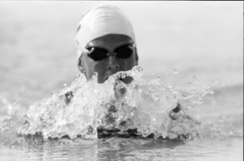 089 Swimming EM 1991 Athens