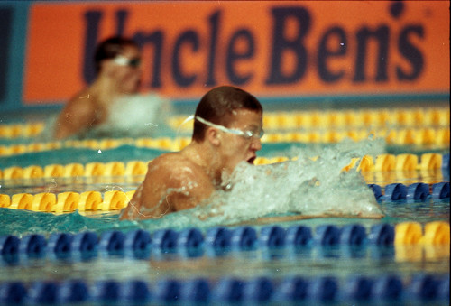 066 Swimming EM 1993 Sheffield