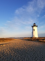 Lighthouse (quinn.anya) Tags: lighthouse sand edgartown marthasvineyard sunset