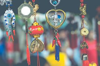 Amuletos chinos