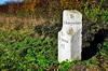 Sixty One miles to London.... (stavioni) Tags: milestone milepost mile stone post marker a4 road