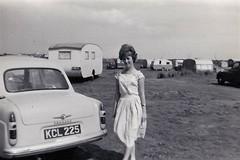 Dean Family 1960 (Bury Gardener) Tags: oldies snaps scans people folks blackandwhite bw england uk british britain