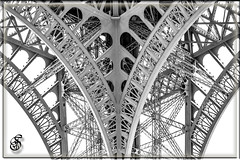Thinking about... (Real_Aragorn) Tags: tour eiffel paris france