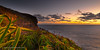 on the cliffs (donnnnnny) Tags: bangalley avalon bangalleyheads northernbeaches cliffs rock sea dawn