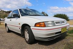 1990 Ford Laser KF TX3 (jeremyg3030) Tags: 1990 ford laser kf tx3 cars