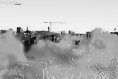 Sketching. (53Hujanen) Tags: lappeenranta suomi finland skandinavia scandinavia kaupunki kotikaupunki city hometown landscape maisemakuva blackandwhite bw canon canoneos700d canonef35mmf20 skecthing sketch digitalarts mustavalko mustavalkoinen urban