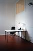 Untitled (Florian Thein) Tags: berlin charlottenburg büro office schreibtisch desk routine leere film analog 35mm kleinbild yashicat5 kodakportra