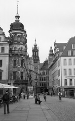 Film # 377- Dresden # 14 - 3 (Sven Kaschmir) Tags: nikon fe2 ilford fp4 plus 125 kodak hc110 131 20 grad analog dresden