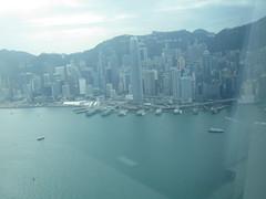 IMG_0590 (Sweet One) Tags: icc sky100 observationdeck view city skyline buildings towers hongkong harbour