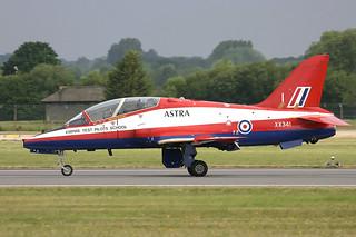 Hawk T1 ASTRA XX341 '1' Empire Test Pilots School