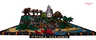 Skull Island phase 1 - Islanders