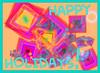 Happy Holidays (bethrosengard) Tags: bethrosengard photomanipulation digitallyenhanced photoart digitalmagic digitalart