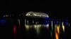 Webb Bridge - Melbourne, Australia (Chas56) Tags: melbourne night longexposure river reflection colour structure architecture canon canon5dmkiii yarra yarrariver southwharf bridge lights