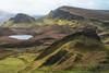 Shark Fin (der_peste) Tags: scotland landscape quiraing isleofskye sharkfin trotternishridge unitedkingdom moutains hills lake rocks sky hebrides travel travelphotography sonya7ii sel35f14z