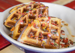 IMG_0087 (canerossotx) Tags: austin atx healy brunch cereal waffle fruity pebbles