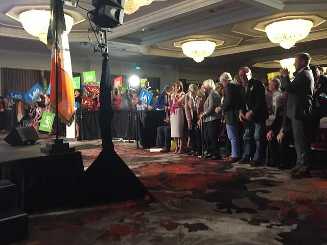 Fine Gael Leader Hustings May 2017