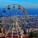 Barcelona, Tibidabo Big Wheel