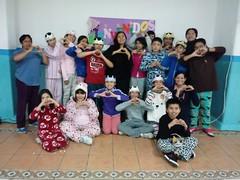 Pijamadas Primaria CMH