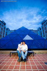 Thailand Assumption University Engagement Session (NET-Photography | Thailand Photographer) Tags: 1424mm 1424mmf28 2011 3200 abac camera coule d3s f28 iso iso3200 netphotography nikon np photographer ple prewedding prenup prenuptial professional service shin thailand weddingcouple bangna samutprakan th