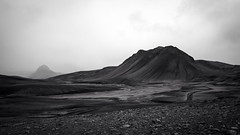 Icelandic Landscape (Iceland. Gustavo Thomas © 2017) by Gustavo Thomas - Paisaje islandés / Icelandic Landscape  (Iceland. #Photograph by Gustavo Thomas © 2017)  Taken in 2010-Processed in 2017
