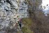 sulla cengia di Prada (Tabboz) Tags: montagna sentiero cresta cima vetta prati prealpi autunno cengia tramonto escursione malga montegrappa panorama nuvole nebbia