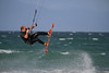(Paul J's) Tags: auckland waihekeisland oneroabeach coastal kitesurfing man