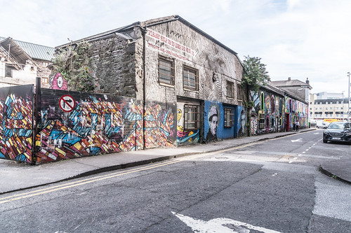 EXAMPLES OF STREET ART IN CORK CITY [PHOTOGRAPHED 2017]-133935