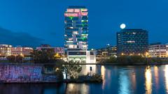 Living Levels (Pixelfinder Berlin) Tags: architektur bauwerk berlin dachterasse eastsidegallery fenster gebäude haus hochhaus insel livinglevels mitte osthafen spree spreebalkon spreeufer turm wohnhochhaus architecture iland