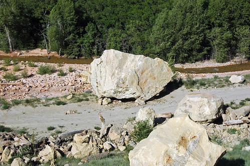 January 2009 landslide (Cedar Canyon, Utah, USA) 16