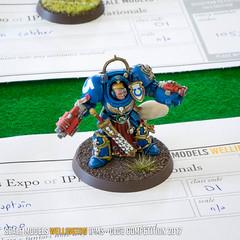 D1 - Ultramarine Captain - Nic Zwart