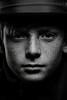 Z (Photography by Steve) Tags: malemodel studiolighting strobes einstein nikond800 pocketwizard blackwhite bw