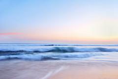 sea wave (pattana92392) Tags: seawave sea longexposure sunset coast