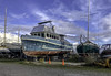 iPhone 8 test (Tony Tomlin) Tags: crescentbeach britishcolumbia canada marina boats crabboats