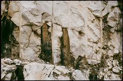Treffen (Harald Reichmann) Tags: kärnten treffen krastal steinbruch marmor stein abbau bearbeitung analog film nikonfm2
